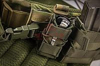 Подсумок под 1 магазин Glock/ПМ/Colt WARTECH MP-118 (Olive)