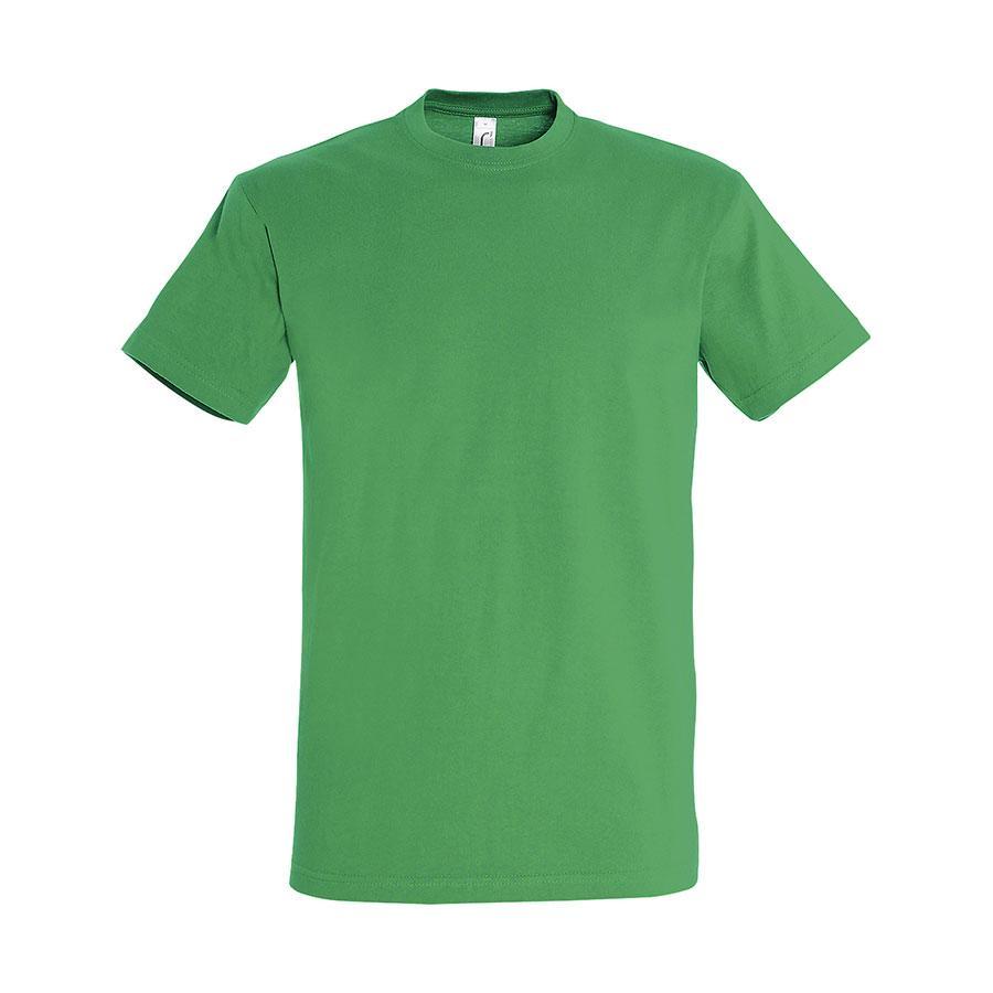 """Футболка """"Imperial"""" ярко-зеленый_2XL, 100% х/б, 190 г/м2"""