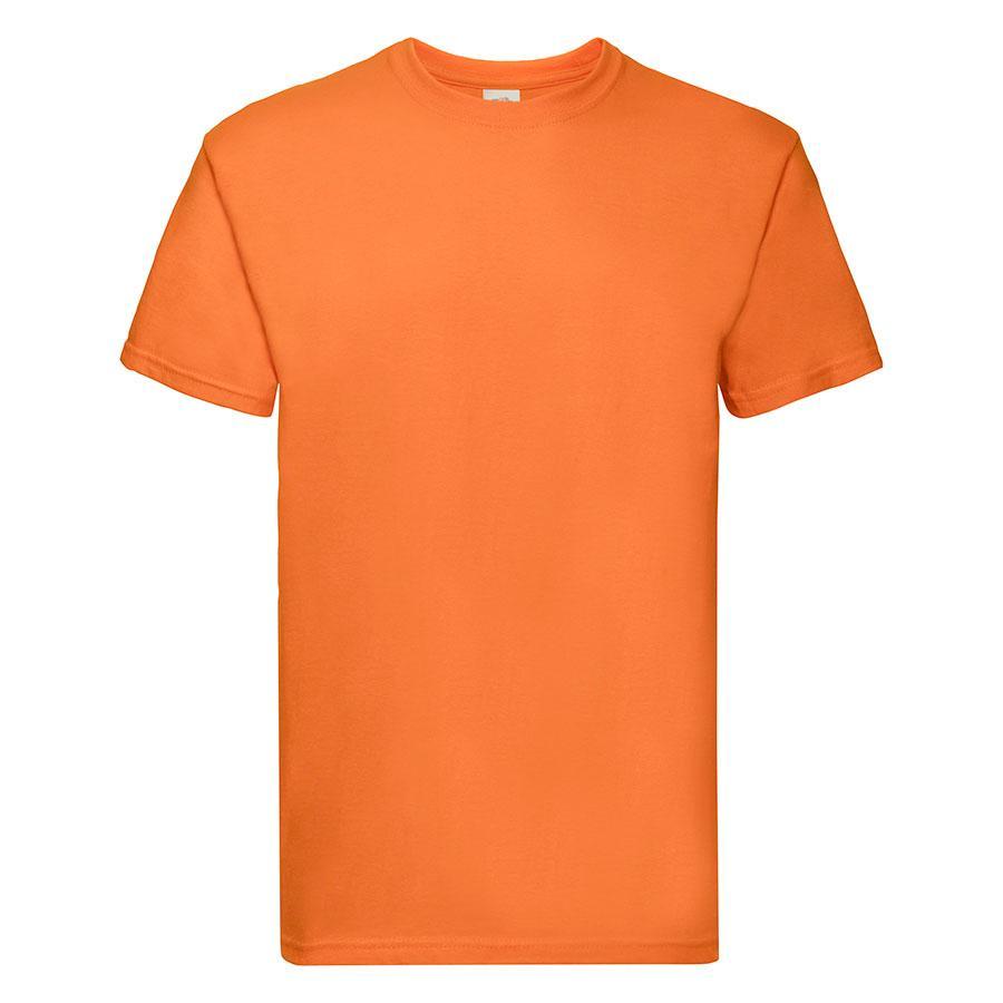 "Футболка ""Super Premium T"", оранжевый_L, 100% х/б, 205 г/м2"