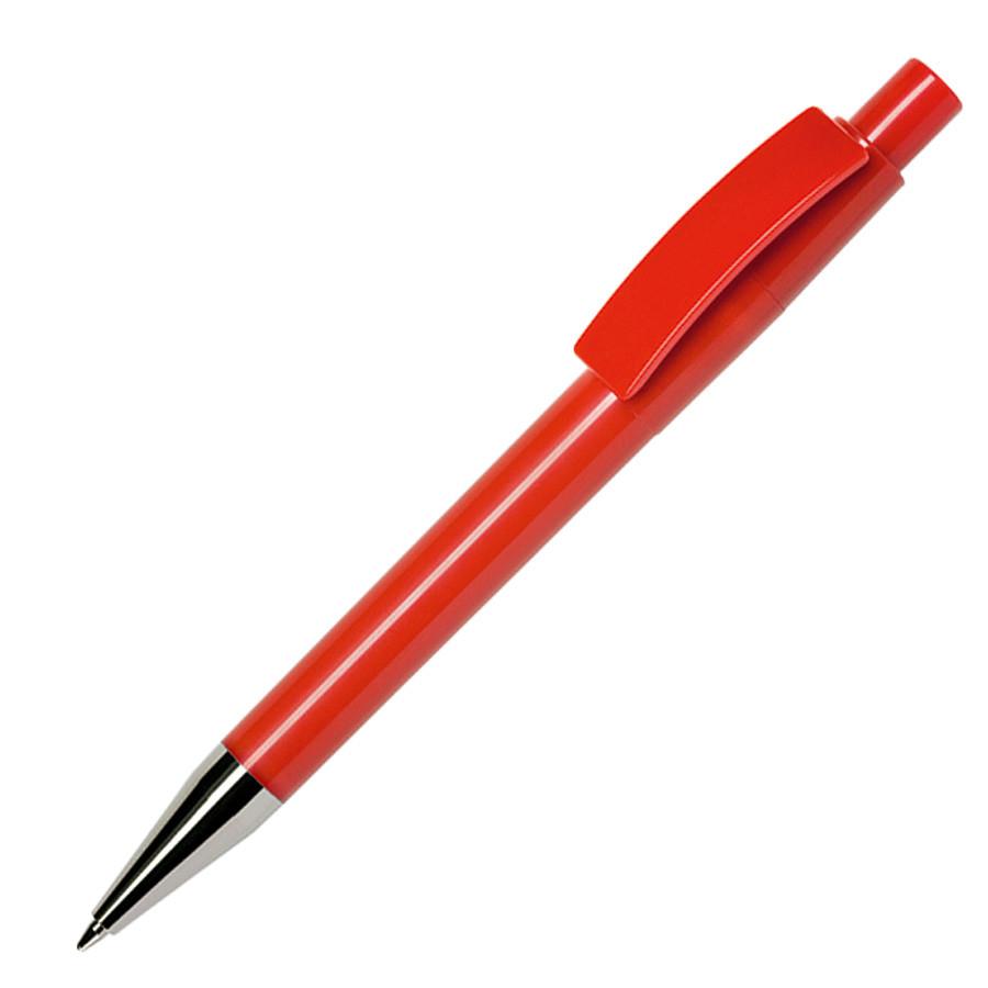 Ручка шариковая NEXT, красный, пластик