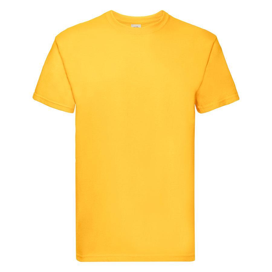 """Футболка """"Super Premium T"""", солнечно-желтый_M, 100% х/б, 205 г/м2"""