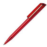 Ручка шариковая ZINK, красный, пластик