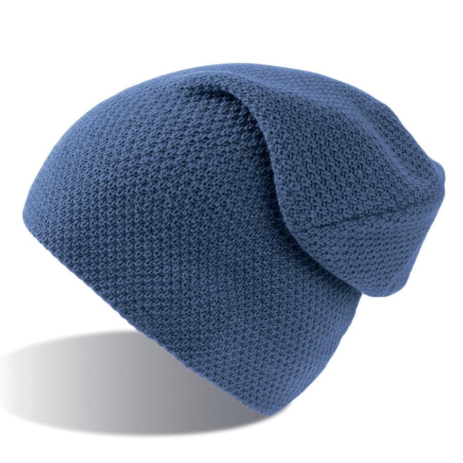 "Шапка ""SNOBBY"", ярко-синий, 100% акрил"