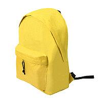 "Рюкзак ""Discovery""; желтый; 29х39х12 см; полиэстер, фото 1"