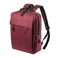 "Рюкзак ""Prikan"", красный, 40x31x13 см, 100% полиэстер 600D, фото 1"