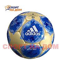 Мяч футбольный кожаный Adidas 5