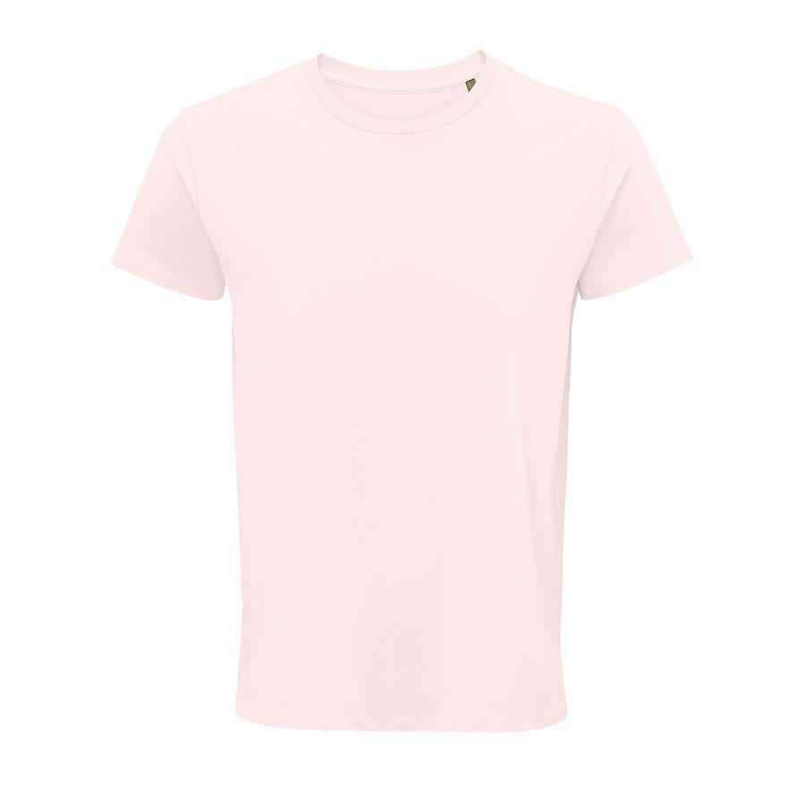 """Футболка мужская """"CRUSADER MEN"""", светло-розовый, L, 100% органический хлопок, 150 г/м2"""
