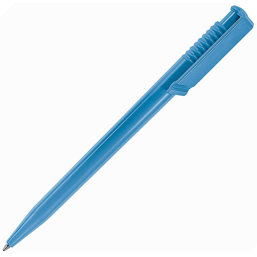 OCEAN, ручка шариковая, голубой, пластик