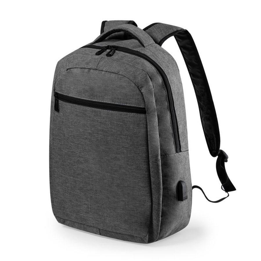 """Рюкзак """"Mispat"""", серый, 42x32x15 см, 100% полиэстер 600D"""