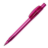 Ручка шариковая PIXEL, фиолетовый, пластик