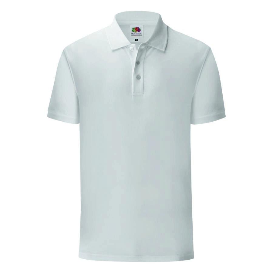 """Поло """"Iconic Polo"""", белый,S, 100% х/б, 170 г/м2"""