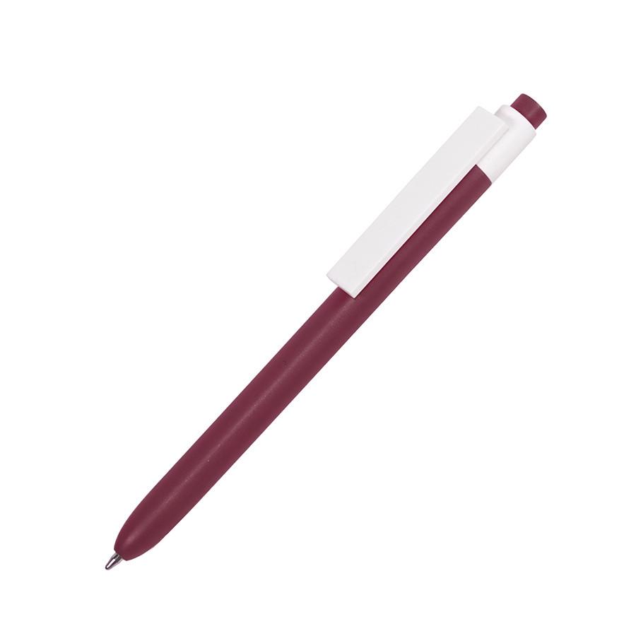 RETRO, ручка шариковая, бордовый, пластик