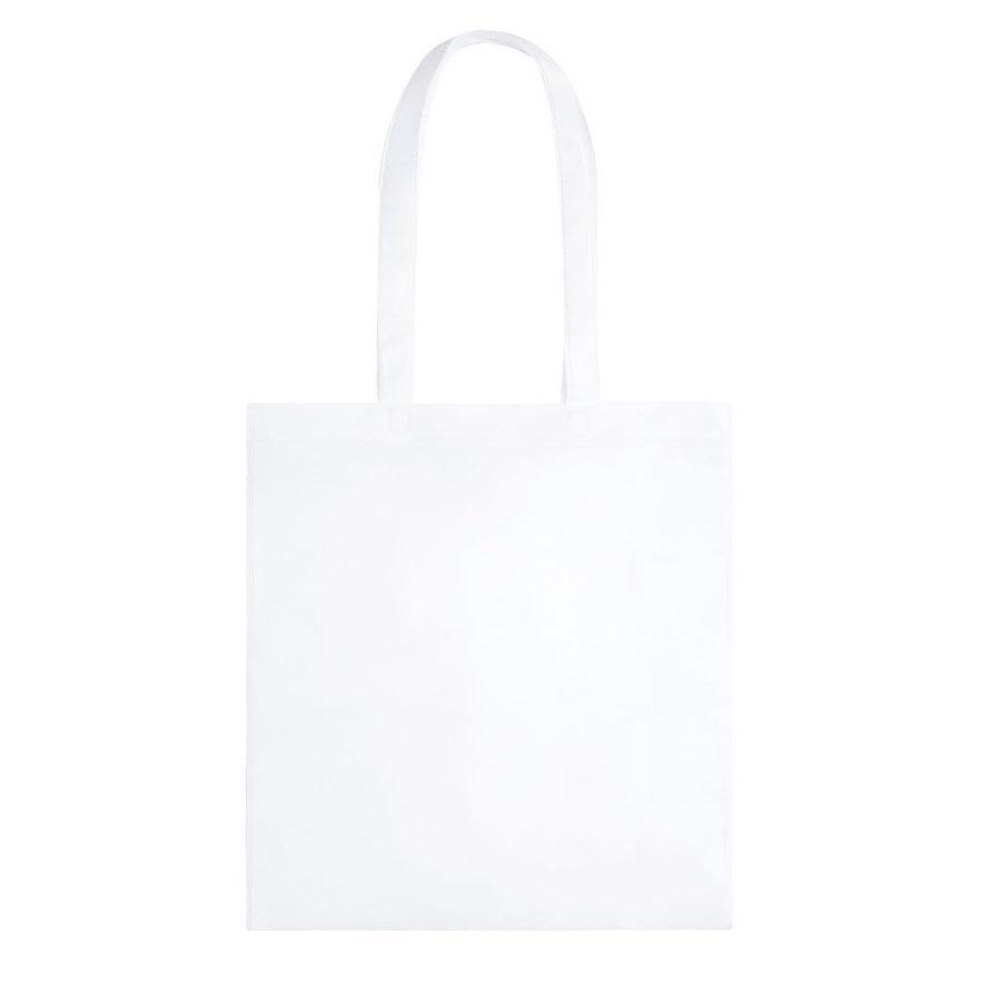 """Сумка для покупок """"Moltux"""", белый, 40x36 см, 100% пластик PLA"""