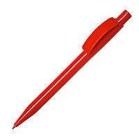 Ручка шариковая PIXEL, красный, пластик