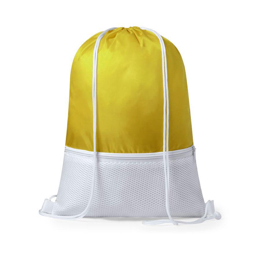 "Рюкзак ""Nabar"", желтый, 43x31 см, 100% полиэстер 210D"