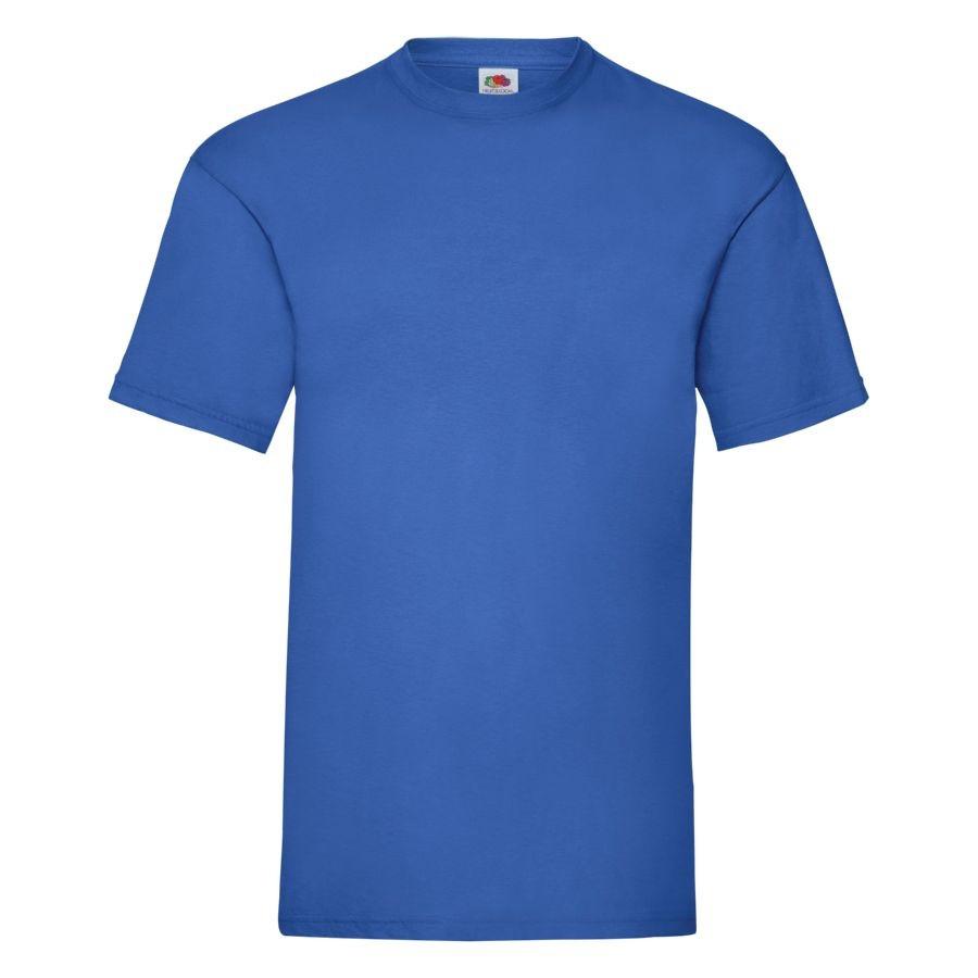 """Футболка """"Valueweight T"""", ярко-синий_XL, 100% х/б, 165 г/м2"""