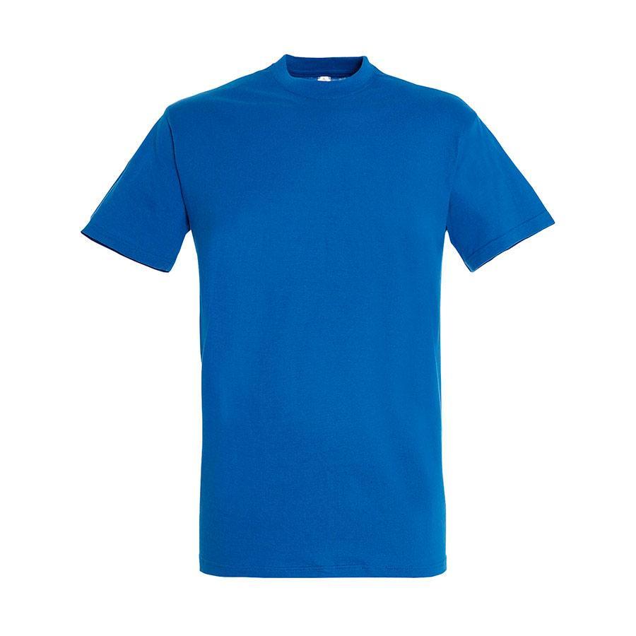 """Футболка """"Regent"""" ярко-синий_2XL, 100% х/б, 150 г/м2"""