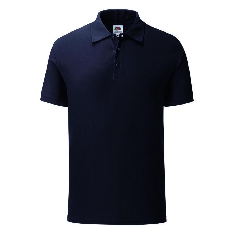 """Поло """"Iconic Polo"""", темно-синий, 3XL, 100% х/б, 180 г/м2"""