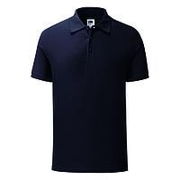 """Поло """"Iconic Polo"""", темно-синий, 3XL, 100% х/б, 180 г/м2, фото 1"""