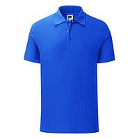 """Поло """"Iconic Polo"""", ярко-синий, 2XL, 100% х/б, 180 г/м2, фото 1"""