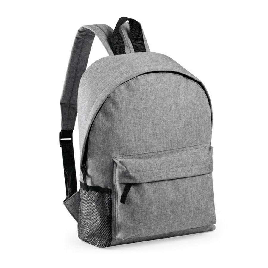 "Рюкзак ""Caldy"", серый, 38x28x12 см, 100% полиэстер RPET, 600D"