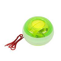 Тренажер POWER BALL, зеленое яблоко, пластик, 6х7,3см;16+