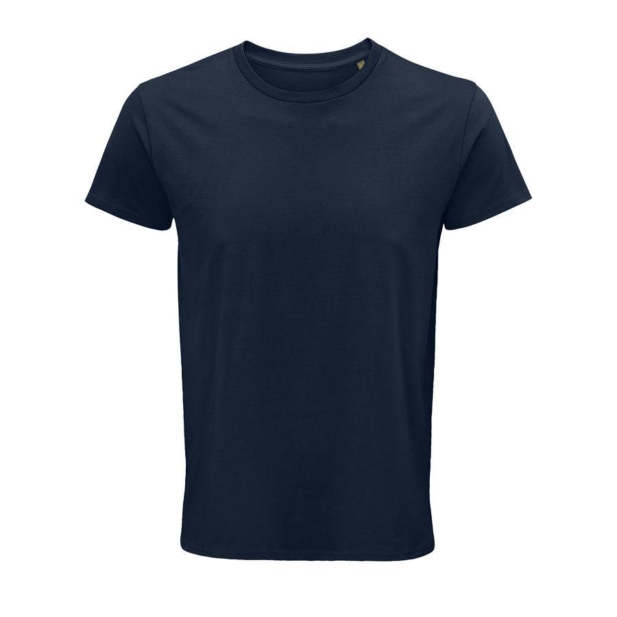 """Футболка мужская """"CRUSADER MEN"""", темно-синий, M, 100% органический хлопок, 150 г/м2"""