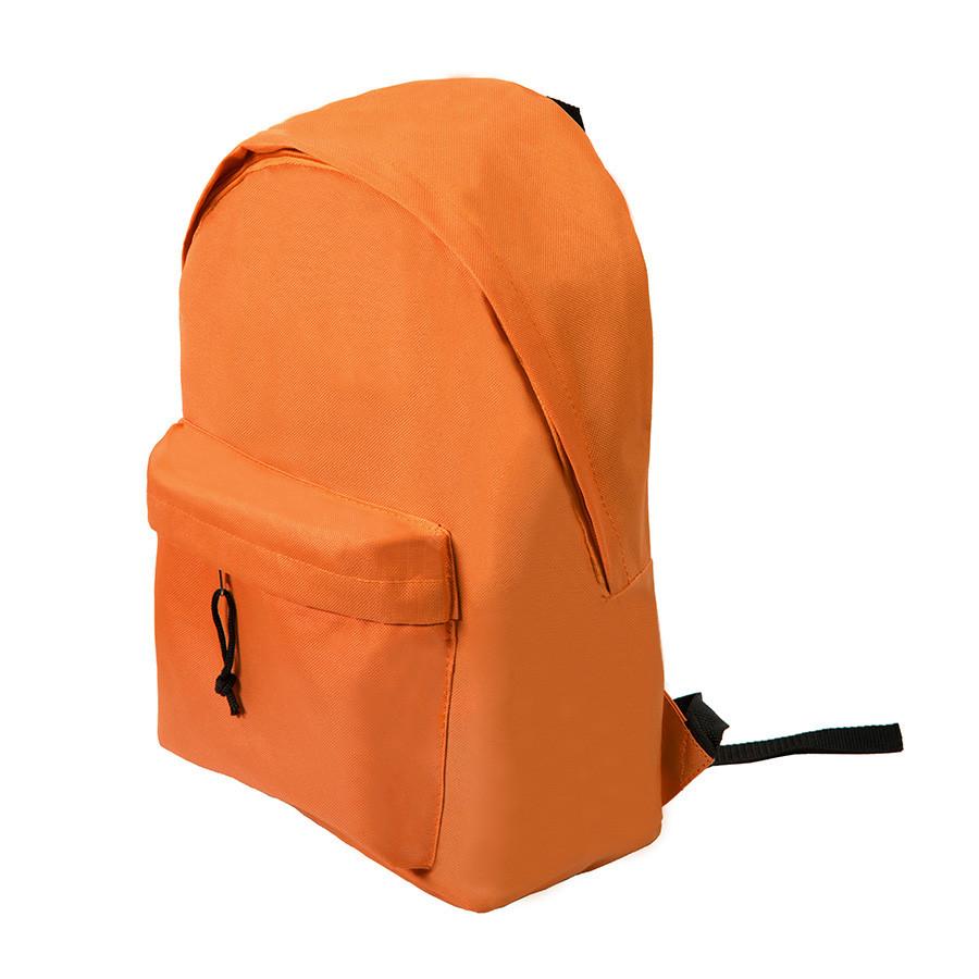 "Рюкзак ""Discovery""; оранжевый; 29х39х12 см; полиэстер"