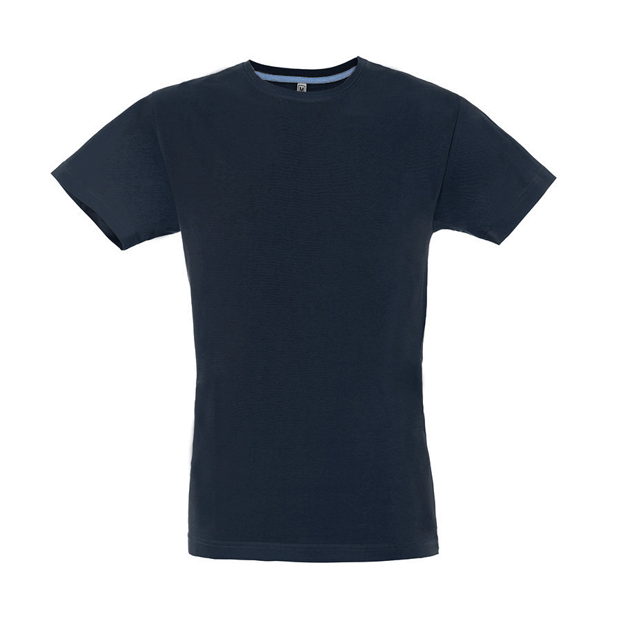 "Футболка мужская ""California Man"", темно-синий, M, 100% хлопок, 150 г/м2"