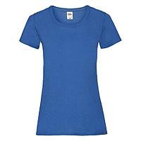 "Футболка ""Lady-Fit Valueweight T"", синий_M, 100% хлопок, 165 г/м2, фото 1"
