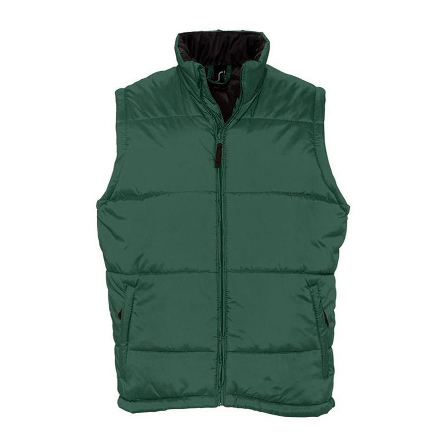 """Жилет """"Warm"""", зеленый_M, 100% нейлон, 210Т, подкладка: 100 % полиэстер, плотность: 190T"""