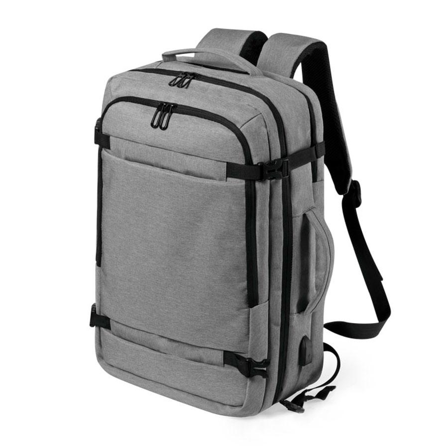 "Рюкзак ""Sulkan"", серый, 46x32x20 см, 100% полиэстер 600D"