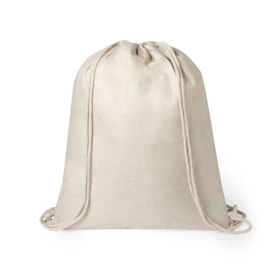 """Рюкзак """"Lizcom"""", бежевый, 42x34 см, 100% полиэстер"""