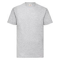 """Футболка мужская """"Valueweight T"""", серый меланж_M, 97% х/б, 3% п/э; 165 г/м2, фото 1"""