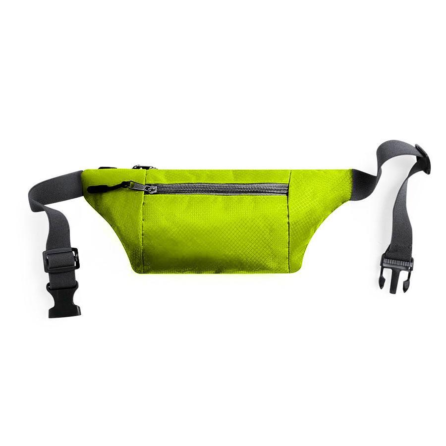 """Сумка на пояс """"Mendel"""", зеленый, 31x11,5 см, 100% полиэстер рипстоп"""