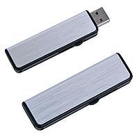 "USB flash-карта ""Pull"" (8Гб),6,7х2х1см,металл"