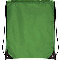 "Рюкзак ""Promo""; зеленый; 33х38,5х1см; полиэстер, фото 1"