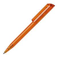 Ручка шариковая ZINK, оранжевый, пластик