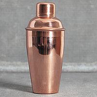 Шейкер 0,5л (бронза)