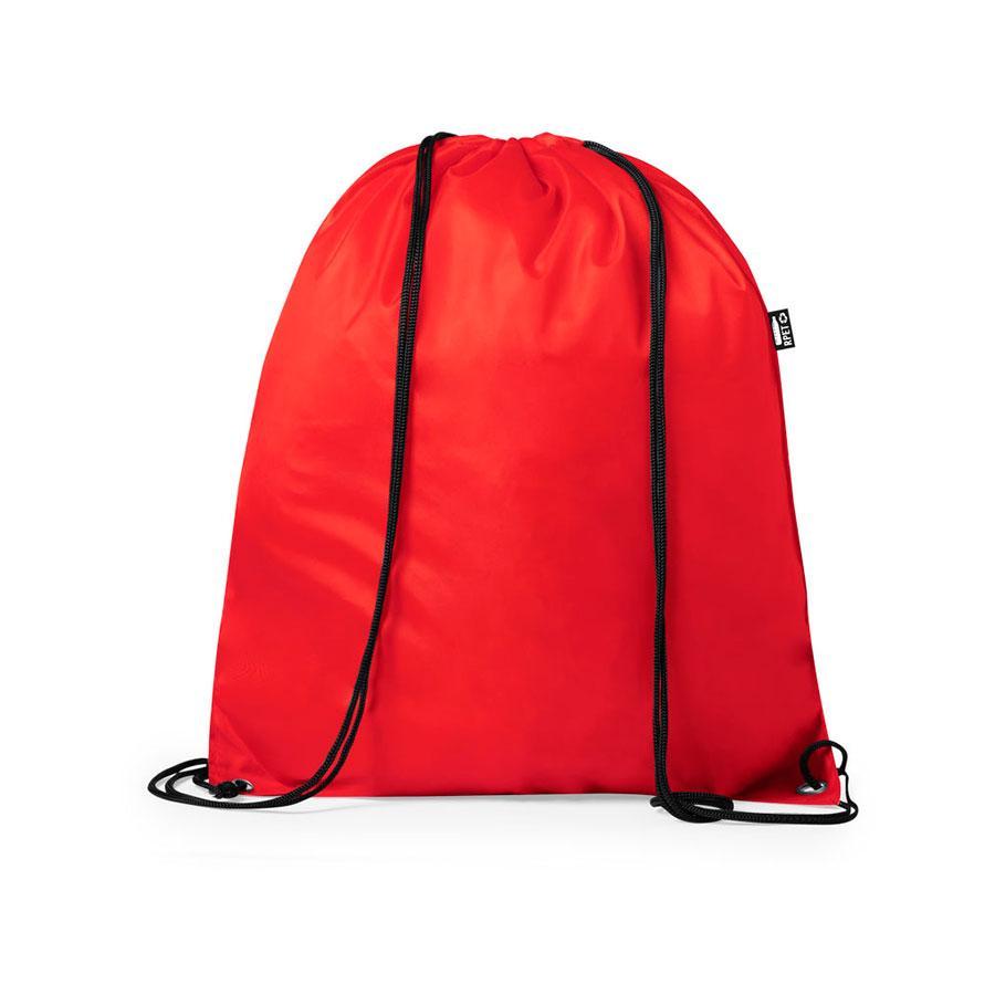 """Рюкзак """"Lambur"""", красный, 42x34 см, 100% полиэстер RPET"""
