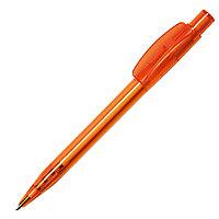 Ручка шариковая PIXEL, оранжевый, пластик