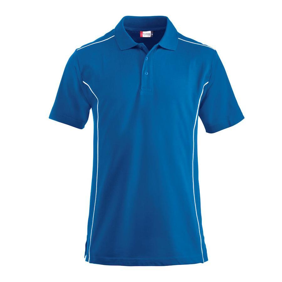 Поло New Conway, синий _XL, 100% хлопок, 200 грм2