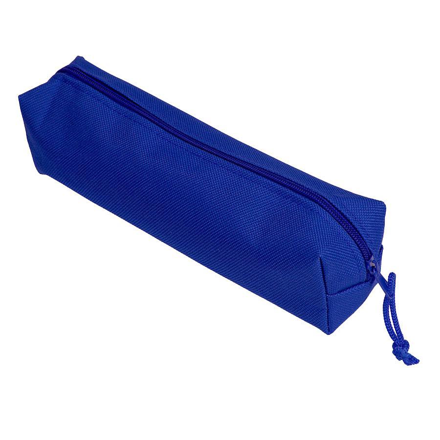 Пенал ATECAX, синий, полиэстер 600D