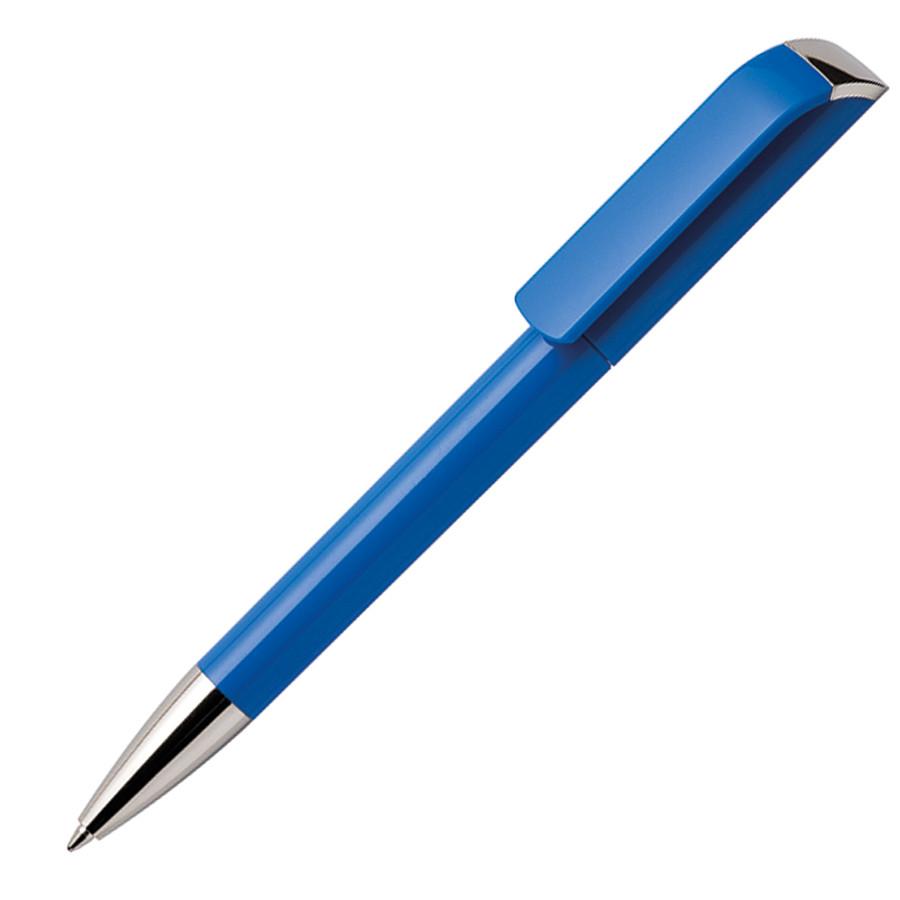 Ручка шариковая TAG, лазурный, пластик