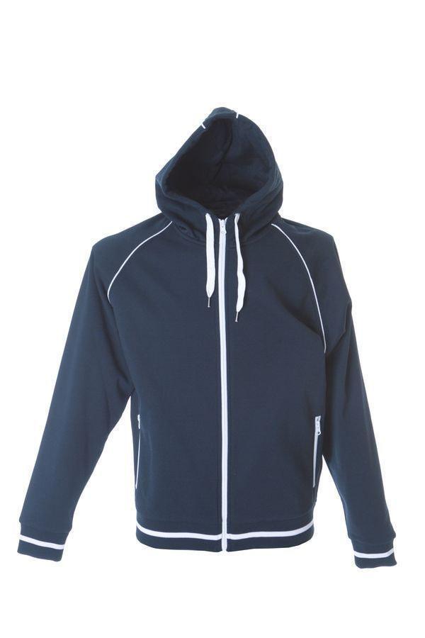 "Толстовка мужская ""COIMBRA"" , темно-синий, XL, 80% полиэстер, 20% хлопок, 320 г/м2"