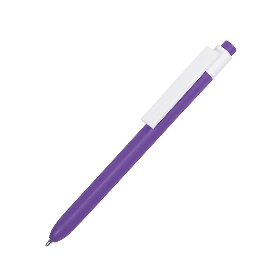 RETRO, ручка шариковая, фиолетовый, пластик