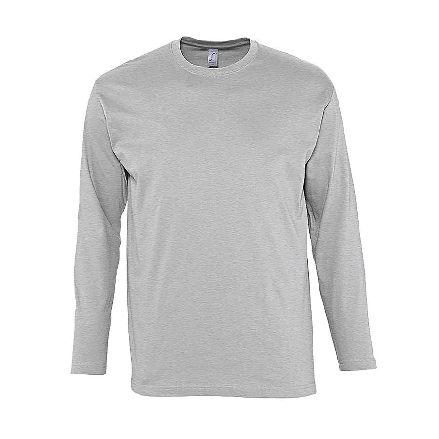 """Футболка """"Monarch"""", серый меланж_L, 85% х/б, 15% вис., 150 г/м2"""