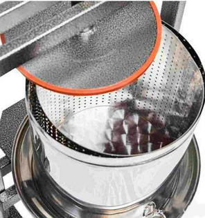 Пресс для сока Вилен 25 литров (Нержавейка, двойной кожух), фото 2