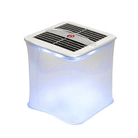 Лампа надувная TOURIST с LED подсветкой и зарядкой от солнца, фото 1