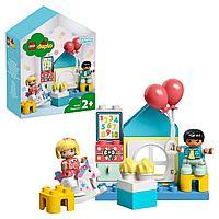 Конструктор LEGO DUPLO Town Игровая комната 10925